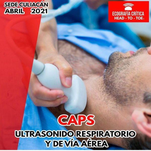 CAPS: Ultrasonido de la vía aérea y pulmonar Head-to-Toe ...